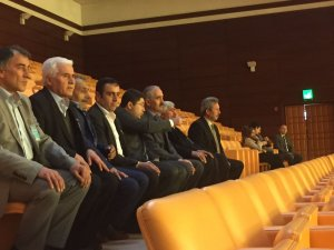 Milletvekili Tunç'a Muhtarlardan Ziyaret