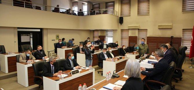Belediye Meclisi 39 Gündemle Toplandı