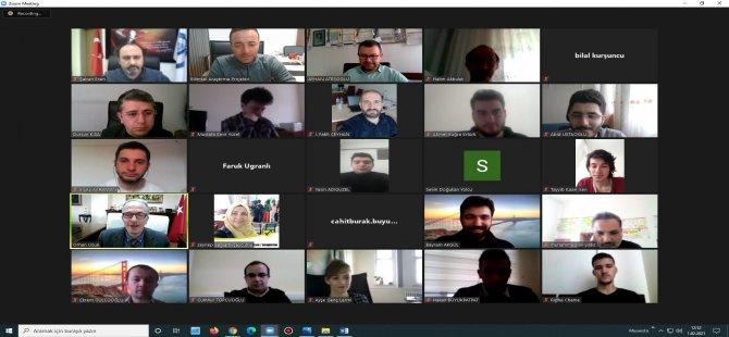 TEKNOFEST Bilgilendirme Toplantısı yapıldı