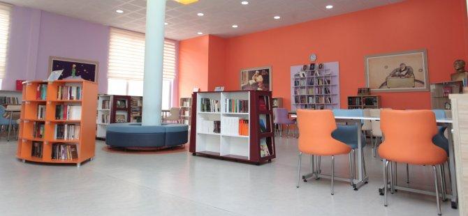 1000 Meslek Lisesine 1000 Kütüphane