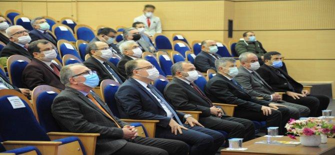 'Filyos Vadisi Projesi' Çalıştayı Yapıldı