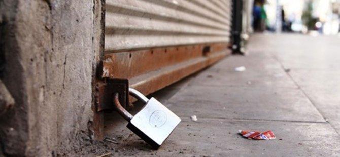 Bartın'da 61 kafe ve restoran kepenk kapattı!