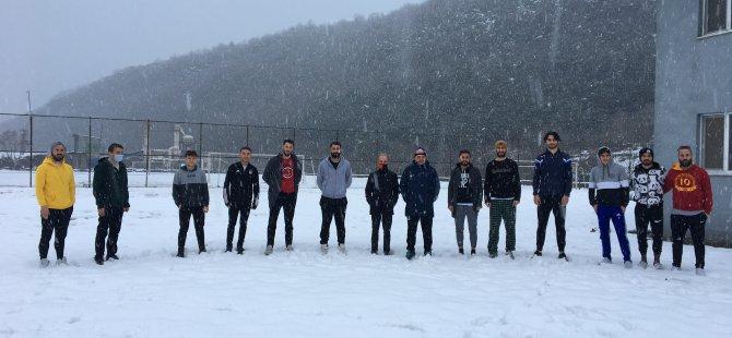 Bartınspor'dan 18 transfer