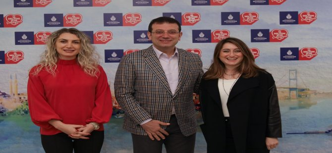 Milletvekili Bankoğlu, Başkan İmamoğlu'nun davetlisi olarak İstanbul'a gitti