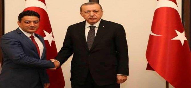 """""""Bizim mücadelemiz büyük ve güçlü Türkiye mücadelesidir"""""""