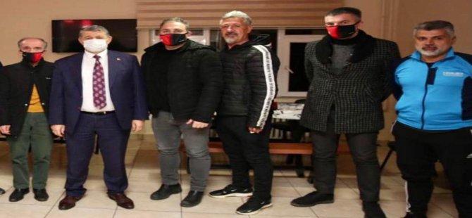 """""""Her İki Kulübümüze BAL Liginde Başarılar"""""""