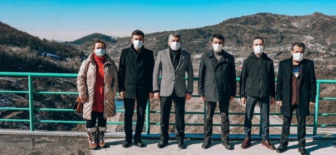 """""""Kirazlıköprü Barajı; Taşkın Koruma, Sulama ve Enerji Maksatlıdır"""""""