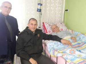 Başkan Altunok, Kore Gazilerimizi ziyaret etti