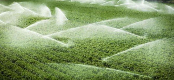 Sulama yatırımına yüzde 50 hibe