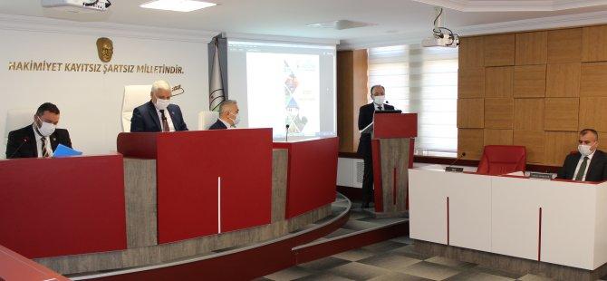 Özel İdare'nin 2020 Faaliyet Raporu onaylandı