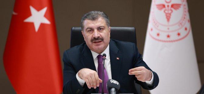 """""""Salgın Türkiye'de Mayıs-Haziran Sonu Kontrol Altına Alınır"""""""