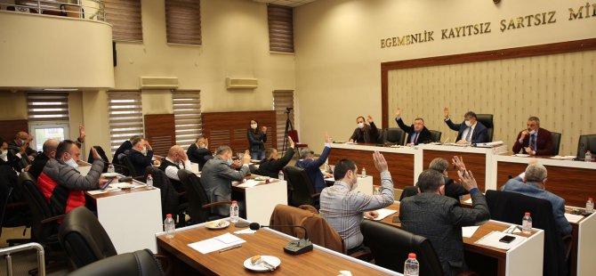 Belediye Meclisi 36 Gündemle Toplandı
