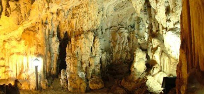 Gürcüoluk Mağarası Tabiat Varlığı İlan Edildi
