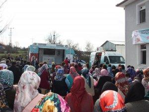 'Sağlıklı Kadınlar Sağlıklı Yarınlar' etkinliği gerçekleştirildi