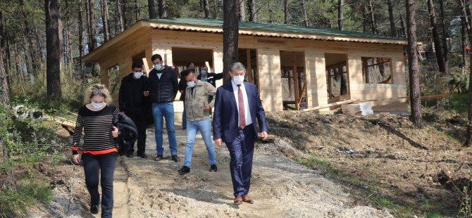 Köypark Projesi Start Aldı