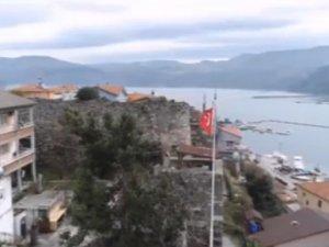 800 kişi kişiye İstiklal Marşı okutuldu