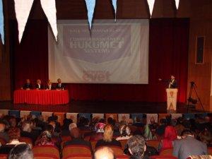 İl Danışma Meclisi Toplantısı gerçekleştirildi