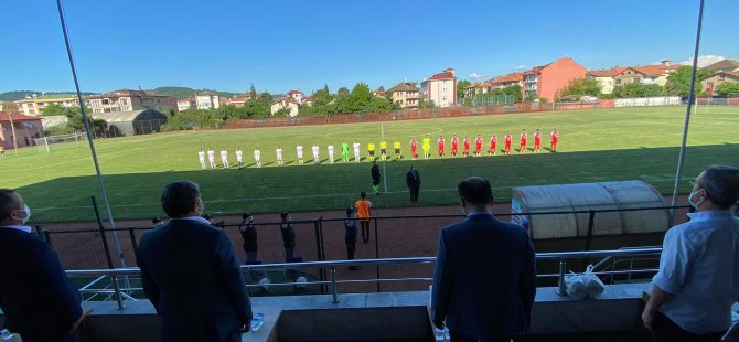 Ligin İlk Maçı Galibiyetle Sonuçlandı