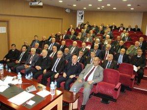 Kalaycı, Başkanlar Kurulu Toplantısına katıldı