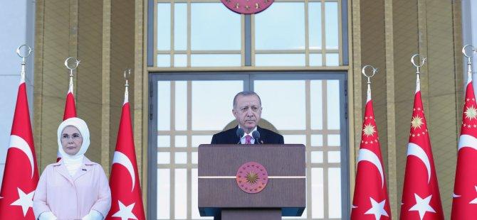 Cumhurbaşkanı Erdoğan Bartın'ı Öve Öve Bitiremedi