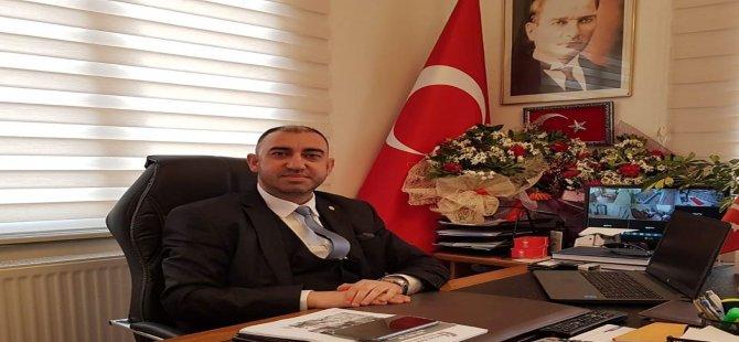 Başkan Özkan, Bartınlıların Bayramını kutladı