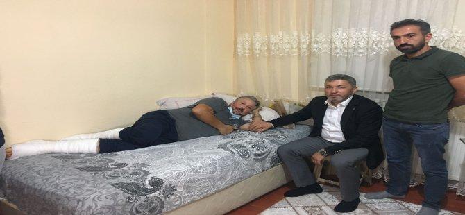 Romanya'da Kaza Geçiren Bartınlı İşçi İçin İl Başkanı Devreye Girdi