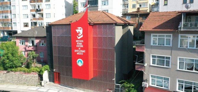Mustafa Kemal Atatürk ve Şehitlerimiz Müzesi'nde Sona Gelindi