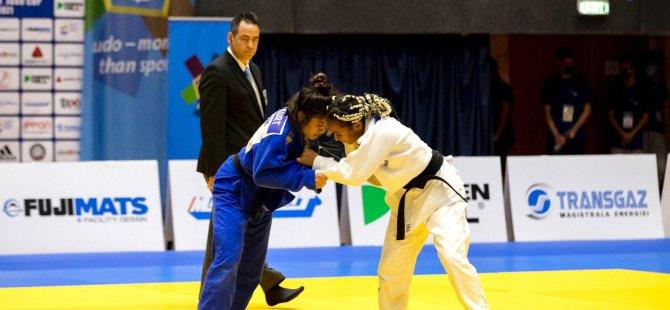 Hasret Bozkurt, Avrupa üçüncüsü oldu