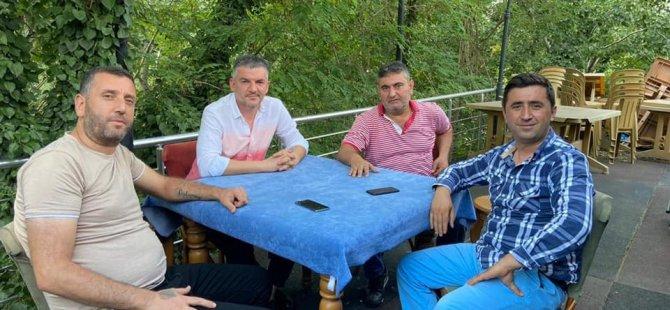Başkan Taraftar Grup Liderleriyle