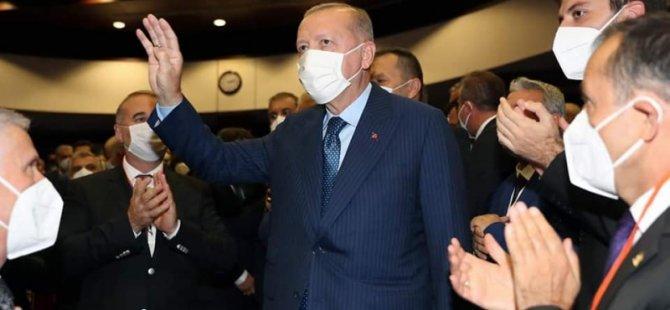 Cumhurbaşkanı Erdoğan'ın programında Bartın da var!