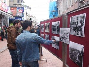 GENÇ-KEN, Çanakkale Zaferi'ni fotoğraflarla anlattı