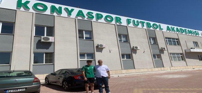 Bartınlı Samet Tarık Güler, Konyaspor'a Transfer Oldu