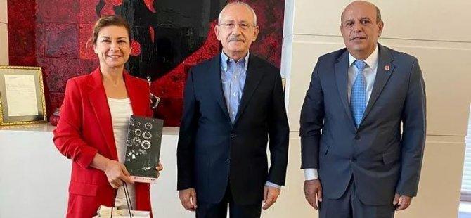 Başkan'dan CHP Genel Başkanı Kılıçdaroğlu'na Ziyaret