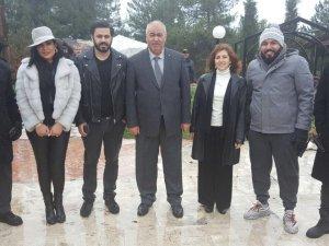 """""""Kırılmış Kalpler"""" dizisi Amasra'da çekildi"""