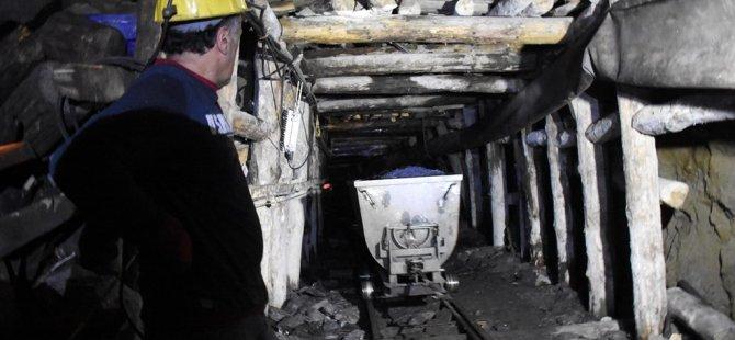 Yeraltı madeni çalışanlarına hibe desteği ödendi
