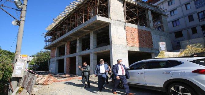 """""""Bu Proje Kültür ve Sanat Şehri Bartın'ımıza Çok Yakışacak"""""""
