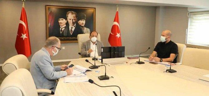 Başkan Vekili Balık Güvenli Eğitim Ortamı Koordinasyon Toplantısına Katıldı