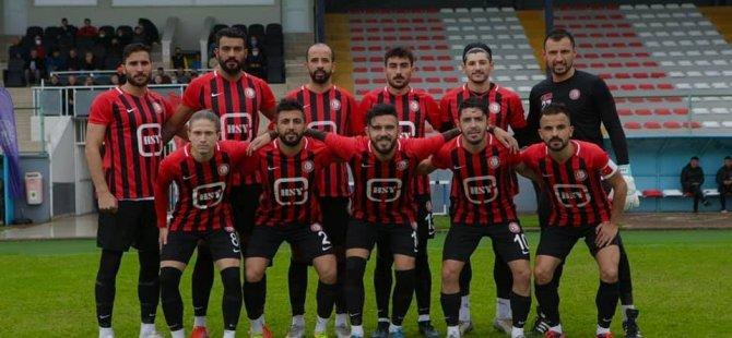 Bartınspor Hazırlık maçında gol yağdırdı