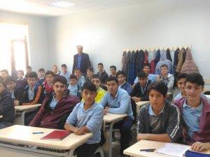 Okul yönetiminden anlamlı etkinlik
