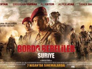 Bordo Bereliler Suriye filminin yapımcısı Bartınlı