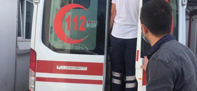 Kazada Yaralanan MHP'li yönetici Ankara'ya Sevk Edildi