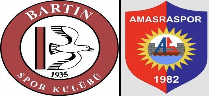 Bartınspor ve Amasraspor'un ilk hafta maçları belli oldu