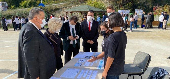 Fırıncıoğlu Öğrencilerin Hazırladığı Projeleri İnceledi