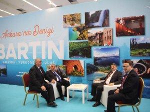Travel Expo Ankara 2017 Turizm Fuarı başladı
