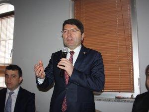 Tunç, Kılıçdaroğlu'na yüklendi; 'Samimiyetsizlik'