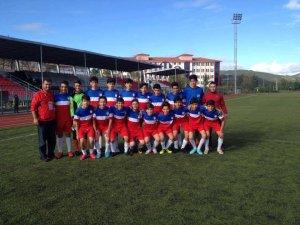 U 15 Türkiye Şampiyonası sona erdi