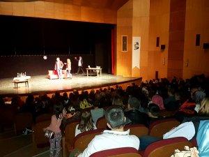 On günlük Tiyatro Festivali başladı