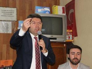 Tunç Aladağ'da Yeni Sistemi Anlattı