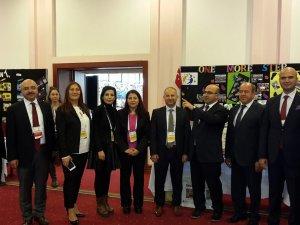 Projelerini Antalya'da tanıttı