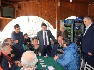Tunç, Çakraz'da Halkoylamasını Anlattı